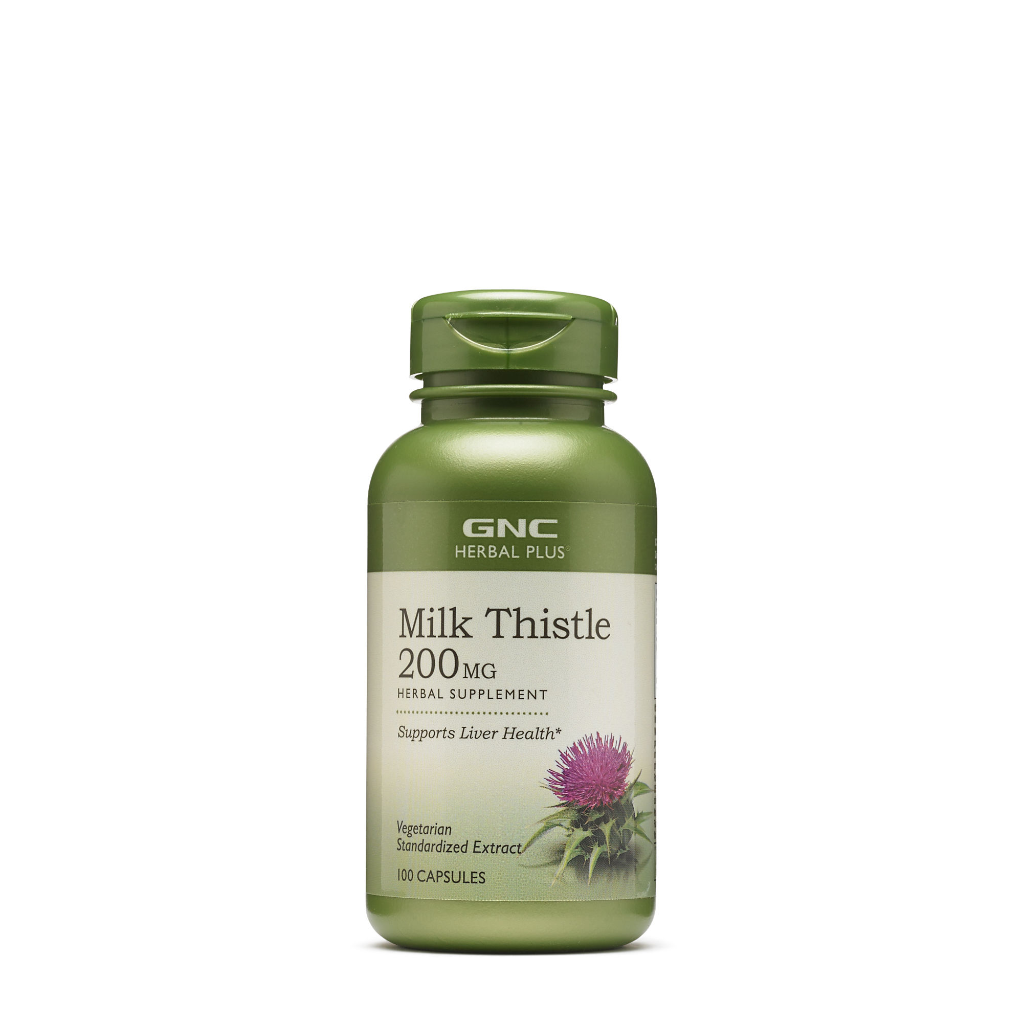 MILK THISTLE 200 MG