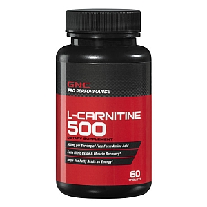 GNC Pro Performance® L-Carnitine 500
