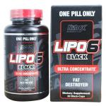 Nutrex Research, Inc. LIPO 6 ® Black Ultra Concentrate